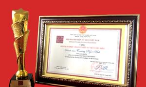 Chủ tịch Tập đoàn Vsetgroup nhận danh hiệu doanh nhân tiêu biểu