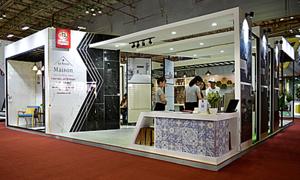 Prime Group giới thiệu sản phẩm mới tại triển lãm Vietbuild