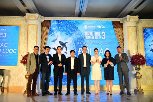 Quỹ đầu tư khởi nghiệp của Asanzo sẽ hợp tác cùng chương trình Shark Tank - Thương vụ bạc tỷ.