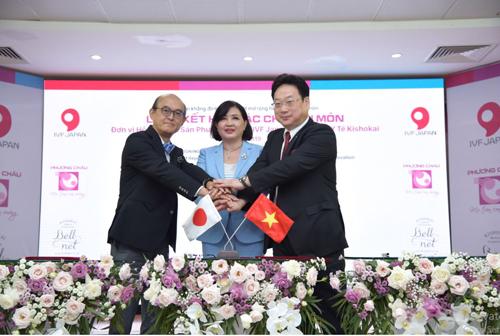 Hệ thống y tế Phương Châu ký kết hợp tác chuyên môn cùng các đối tác Nhật Bản