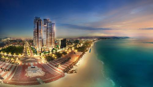 Wyndham Soleil Đà Nẵng sở hữulợi thế về vị trí và thị trường du lịch phát triển.