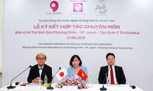 Bệnh viện Quốc tế Phương Châu nâng cao chất lượng điều trị hiếm muộn