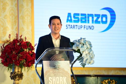 CEO Phạm Văn Tam công bố ra mắt quỹ đầu tư khởi nghiệp Asanzo Startup Fund
