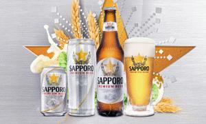 Tận hưởng cuộc vui qua bộ ảnh 'Ăn mừng chuẩn Nhật' của Sapporo