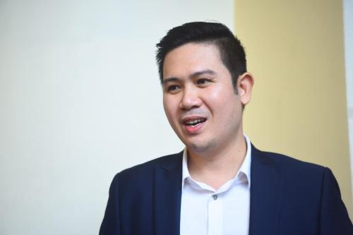 Thành lập quỹ đầu tư khởi nghiệp là dự định từ lâu của CEO Asanzo.