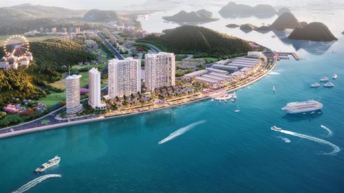 Sapphire Ha Long là dự án nghỉ dưỡng đẳng cấp thể hiện tiềm lực của chủ đầu tư DOJILand.
