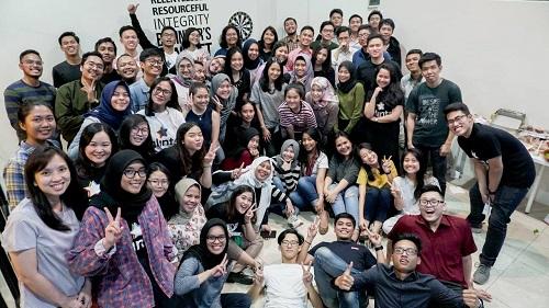 Đội ngũ của Glints sẽ thực hiện sứ mệnh giúp thế hệ trẻ tại Việt Nam khám phá nghề nghiệp mơ ước.