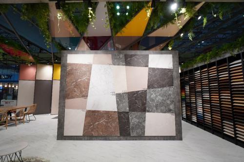 Sản phẩm gỗ nội thất giả đá đồng màu ván sàn của Gỗ An Cường giúp khách hàng có thêm nhiều sự lựa chọn trong thiết kế, thi công...