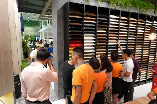 Gian hàng An Cường tại khu A1 (577 - 600) Trung tâm triển lãm hội nghị Sài Gòn SECC. Tham khảo thông tin chi tiết tại website: www.ancuong.com