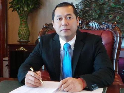 Ông Nguyễn Quốc Toàn, Chủ tịch Hội đồng quản trị Ngân hàng Nam Á.
