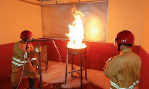 VinaFoam khai trương nhà máy chất tạo bọt chữa cháy