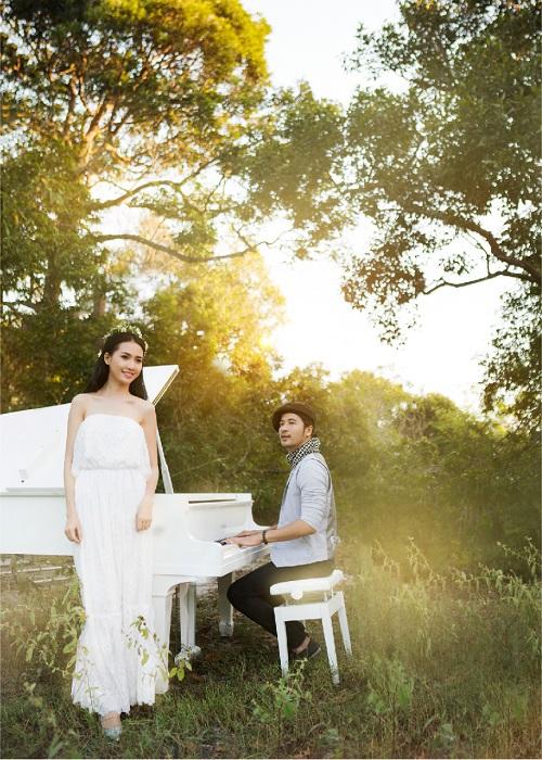 Triển lãm cưới 2019 tại Rex tái hiện không gian thiên nhiên lãng mạn nhưng không kém phần sang trọng.