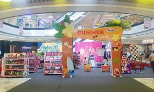 Vạn Hạnh Mall - điểm vui chơi giải trí cho gia đình dịp hè
