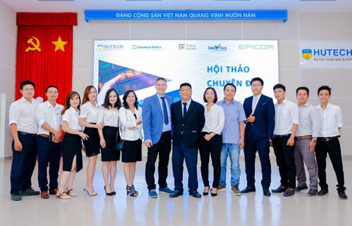 Những ứng viên xuất sắc có thể ký hợp đồng trở thành chuyên gia tư vấn trong từng dự án triển khai phần mềm cho doanh nghiệp tại Việt Nam
