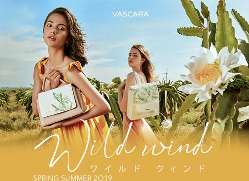 Vascara là một trong những thương hiệu thời trang về túi xách, giày dép và phụ kiện được nhiều phụ nữ yêu thích.