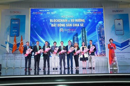Hội thảo Blockchain và xu hướng bất động sản chia sẻ thời đại 4.0 diễn ra cuối tuần qua.