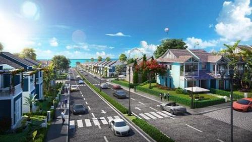 Novaland kỳ vọng phát triển dự án nghỉ dưỡng quy mô lớn đáp ứng nhu cầu mua second home và tạo không gian nghỉ dưỡng đẳng cấp quốc tế, thu hút du khách có khả năng chi trả cao.