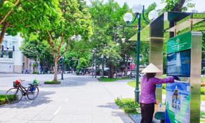 Hàng loạt tiện ích công cộng miễn phí phục vụ người dân Hà Nội