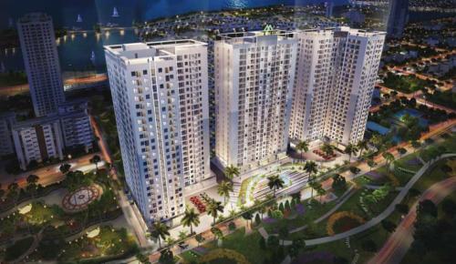 Xuân Mai Tower là một trong những dự án nổi bật tại Thanh Hóa.