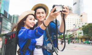 Chiêu hút người dùng chia sẻ trải nghiệm du lịch của mạng xã hội Hahalolo