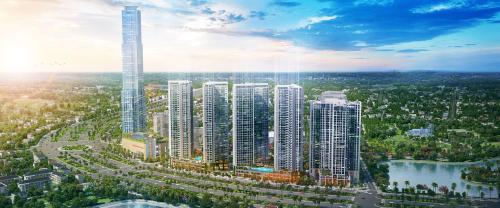 Eco Green Saigon hút khách với chính sách bán hàng hấp dẫn.