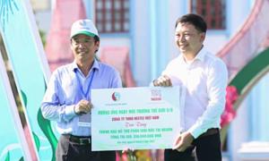 Nestlé Việt Nam cam kết thực hiện chống rác thải nhựa bảo vệ môi trường