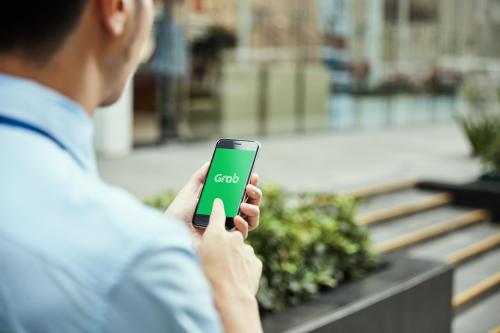 Các thông tin dịch vụ, sản phẩm của startup được chọn sẽ được xuất hiện trên ứng dụng Grab để người dùng dễ dàng nhìn thấy, tìm hiểu và đặt hàng.