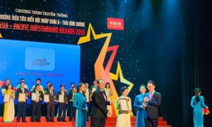 Cashwagon đạt giải thương hiệu tiêu biểu hội nhập châu Á - Thái Bình Dương