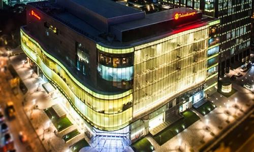 Trung tâm thương mại Takashimaya ở Thượng Hải lỗ 7 năm liền. Ảnh: Nikkei