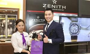 Nhiều thương hiệu đồng hồ nổi tiếng quy tụ tại sự kiện 'Đẳng cấp hội tụ'