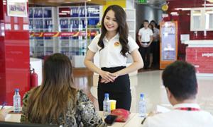 Vietjet tổ chức ngày hội tuyển dụng tiếp viên tại Cần Thơ