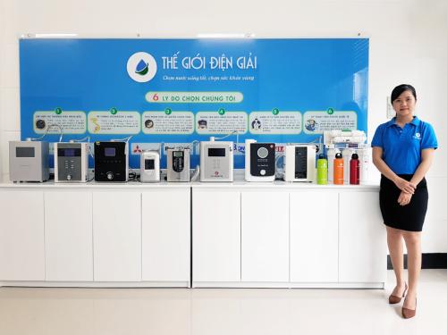 Thế Giới Điện Giải khai trương showroom máy lọc nước cao cấp tại miền Tây - 1