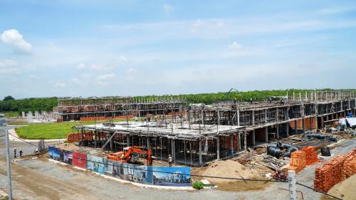 Dự án khu đô thị thông minh Viva Park ở Đồng Nai có tổng vốn đầu tư hơn 1.000 tỷ đồng.