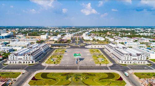 Bất động sản thành phố Rạch Giá, tỉnh Kiên Giang thu hút sự chú ý của giới đầu tư nhờ hạ tầng đồng bộ.