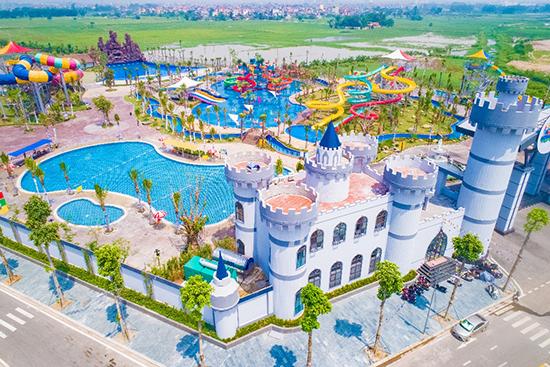 Không gian sống xanh mát tại Khu đô thị Thanh Hà Mường Thanh - page 2 - 2