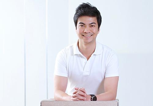 Ông James Dong - CEOLazada Thái Lan kiêm CEO Lazada Việt Nam.