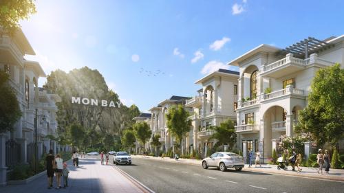 HD Mon sắp ra mắt dự án biệt thự bên bờ vịnh di sản - 1