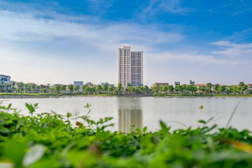 Không gian sống xanh tại chung cư Areca Garden phù hợp tiêu chuẩn người nước ngoài