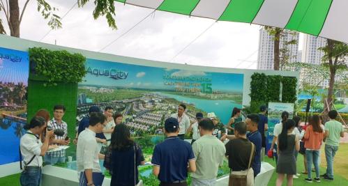 Đô thị sinh thái Aqua City - lựa chọn của những người sống chất
