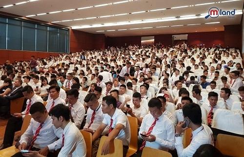 MLandVietnam nhận địnhcon người là yếu tố cốt lõi của doanh nghiệp.