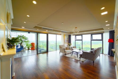 Ecopark đẩy nhanh tiến độ hoàn thiện khu căn hộ cao cấp Aqua Bay - 1