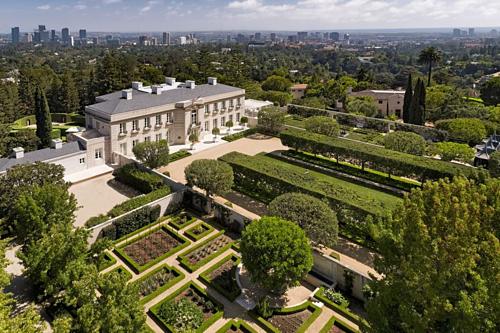Lâu đài Chartwellgiảm giá 50 triệu USD trong 2 tuầnđể cố tìm khách. Ảnh: BBHS California Properties