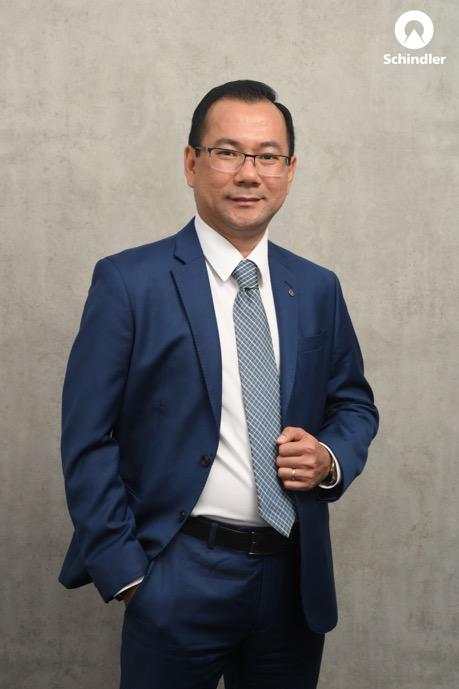 Ông Tạ Huy Vũ.