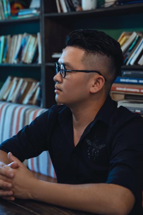 Thành Nam trở thành thương hiệu nổi tiếng trong giới thiết kế nội thất phong thủy hair salon.