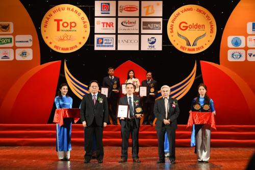 CityLand đón nhận nhiều giải thưởng uy tín trong ngành bất động sản.