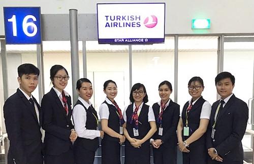 SAGS nhận giải Hạng nhất toàn cầu năm 2018 từ hãng Turkish Airlines - 1