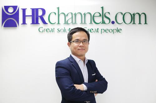 Ông Nguyễn Đức Chính – Tổng giám đốc HrChannels