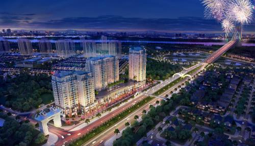 UDIC Westlake là tâm điểm kết nối giúp cư dân thuận tiện di chuyển tới các địa điểm trong thành phố và các tỉnh lân cận