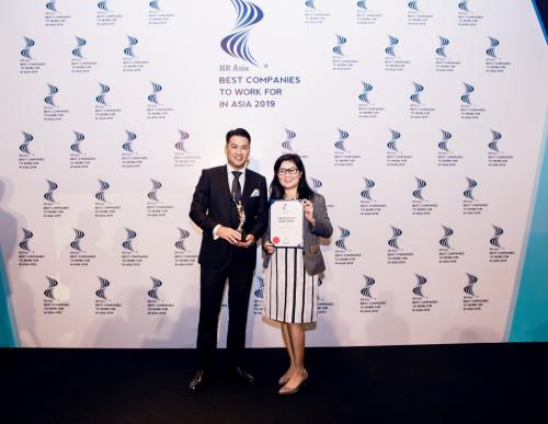Tập đoàn IPPG nhận giải nơi làm việc tốt nhất châu Á - 1