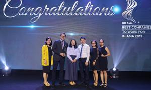 AEON Việt Nam vào danh sách những nơi làm việc tốt nhất châu Á 2019